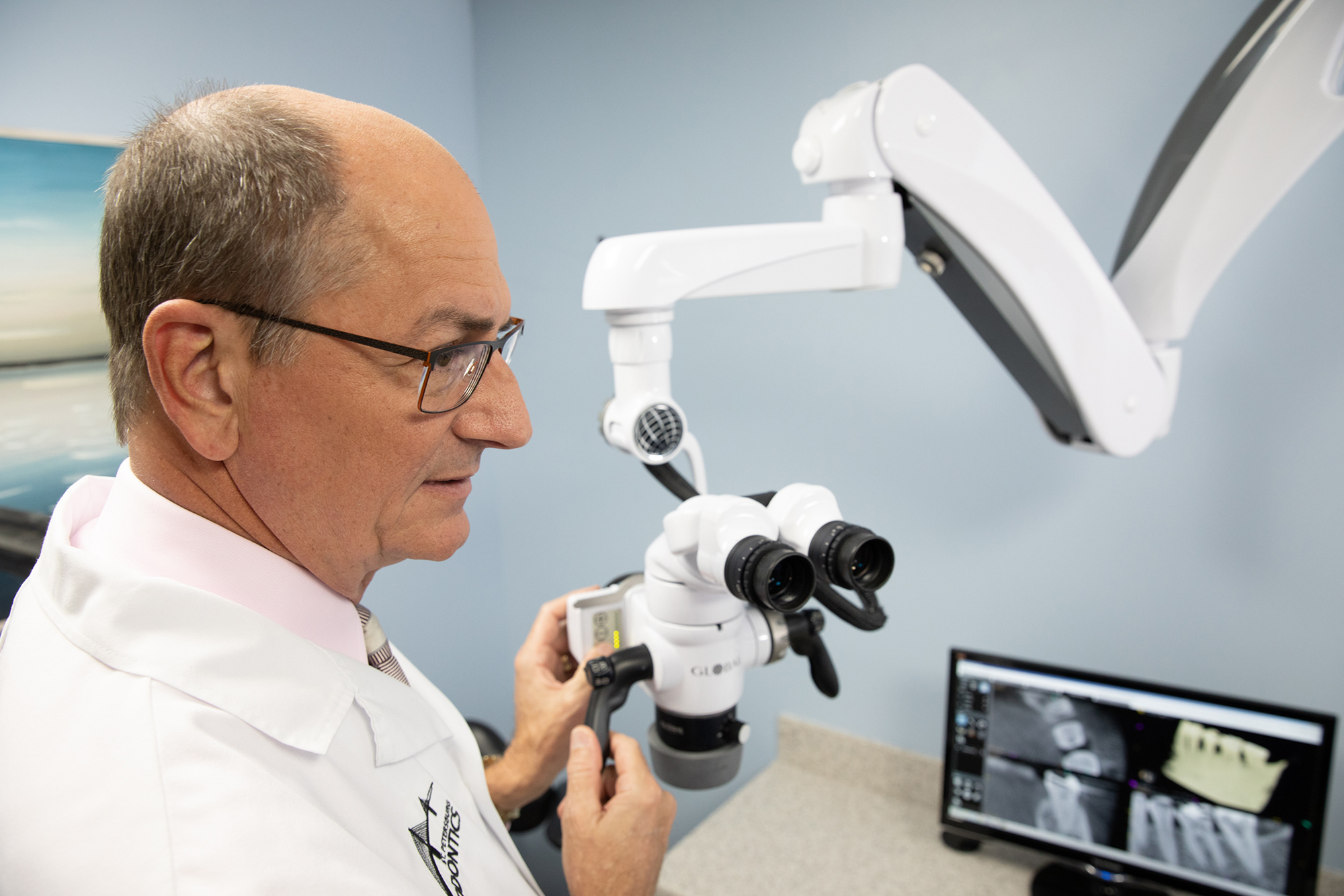 microscope for endo
